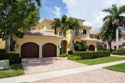 Boca Raton Single Family Home For Sale: 17697 Middlebrook Way