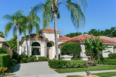 Broward County, Palm Beach County Single Family Home For Sale: 7723 Sandhill Court