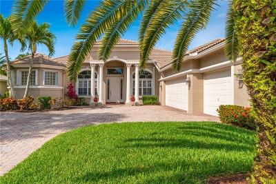 Martin County Single Family Home For Sale: 1060 SW Bromelia Terrace
