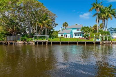 Martin County Single Family Home For Sale: 1133 SE Osceola Street