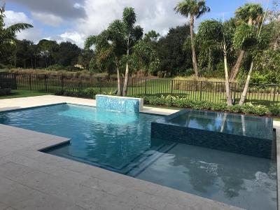 Palm Beach Gardens FL Single Family Home For Sale: $2,295,000