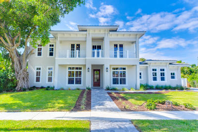 West Palm Beach Single Family Home For Sale: 226 Puritan Road