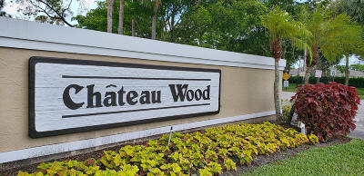 Delray Beach Townhouse For Sale: 3725 Village Drive #Unit B