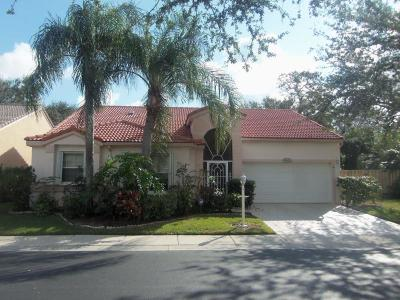 Palm Beach Gardens Single Family Home For Sale: 1042 Siena Oaks Circle S
