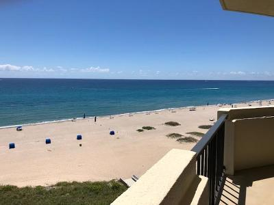 Singer Island Condo For Sale: 2800 Ocean #A-9d