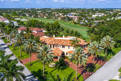 Boca Raton Single Family Home For Sale: 1159 Royal Palm Way