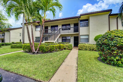 Lake Worth Condo For Sale: 4920 Lucerne Lakes Boulevard W #202