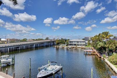Delhaven Condo Rental For Rent: 1700 S Ocean Boulevard #0140