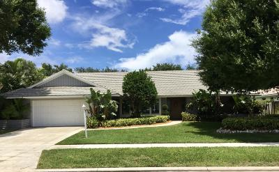 Palm Beach Gardens Single Family Home For Sale: 12910 La Rochelle Circle