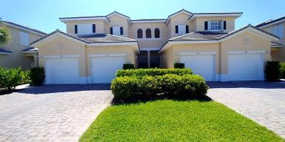 Fort Pierce Townhouse For Sale: 202 S Compass Drive