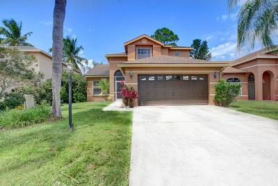 Royal Palm Beach Single Family Home For Sale: 108 Heatherwood Drive