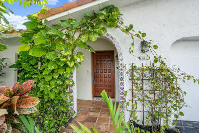 Boca Raton Single Family Home For Sale: 500 NE 5 Avenue