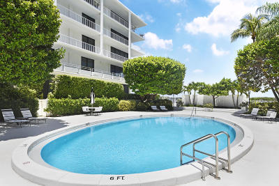 Palm Beach Condo For Sale: 2150 Ibis Isle Road #0080