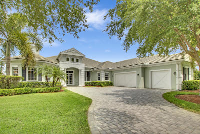 Port Saint Lucie Single Family Home For Sale: 9300 Scarborough Court