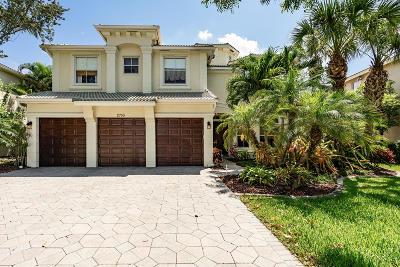 Wellington Single Family Home For Sale: 2755 Danforth Terrace