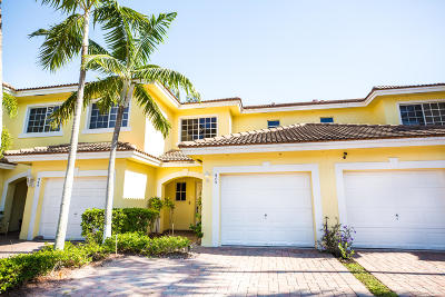 West Palm Beach FL Single Family Home For Sale: $228,000