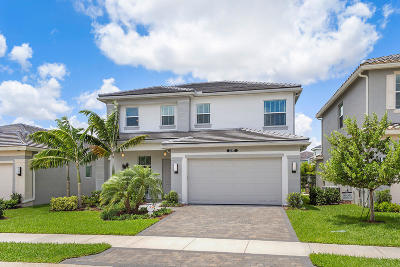 Delray Beach Single Family Home For Sale: 15371 Destiny Drive