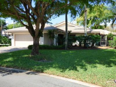 Boynton Beach Rental For Rent: 4935 Pine Tree Drive