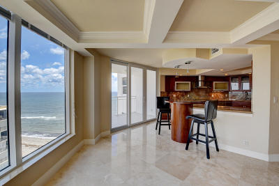 Highland Beach Condo For Sale: 3015 S Ocean Boulevard #1103
