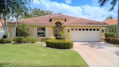 Lake Worth, Lakeworth Single Family Home For Sale: 6036 Royal Birkdale Drive