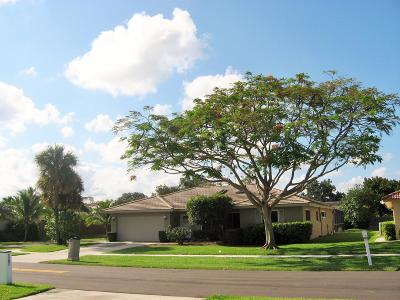 Boca Raton Single Family Home For Sale: 1399 SW 20th Street