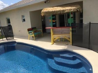 Port Saint Lucie Single Family Home For Sale: 3341 SW Rosser Boulevard