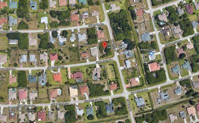 Port Saint Lucie FL Residential Lots & Land For Sale: $40,000
