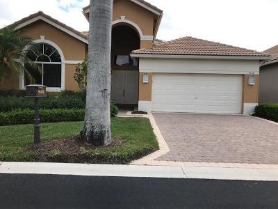 West Palm Beach Single Family Home For Sale: 9008 Sand Pine Lane