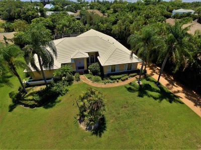 Tequesta Single Family Home For Sale: 11952 SE Tiffany Way