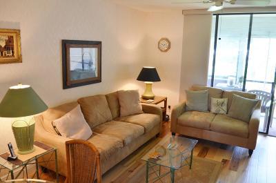 Delray Beach Condo For Sale: 5370 Las Verdes Circle #121