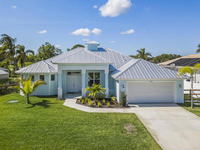 Port Saint Lucie Single Family Home For Sale: 5333 NW Milner Drive