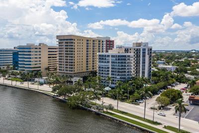 West Palm Beach Condo For Sale: 1617 Flagler Drive #2a