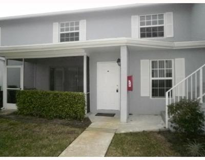 Palm Beach Gardens Rental For Rent: 12354 Alternate A1a #L6