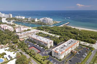 Boca Raton Condo For Sale: 1111 S Ocean Boulevard #320