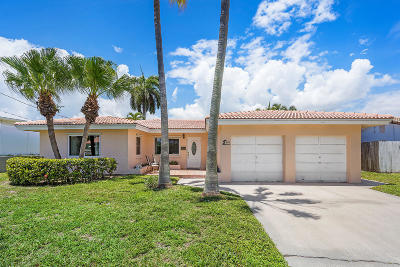 Pompano Beach Single Family Home For Sale: 401 SE 13th Avenue