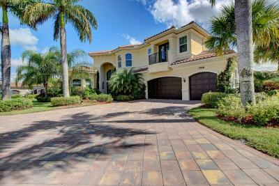 Palm Beach Gardens Single Family Home For Sale: 7748 Maywood Crest Drive