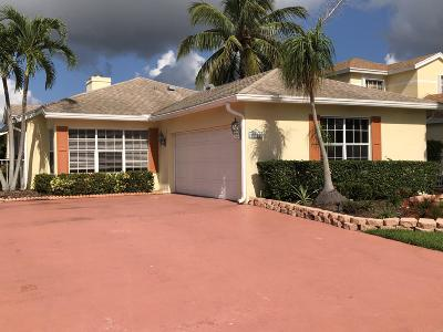 Boynton Beach FL Single Family Home For Sale: $319,900