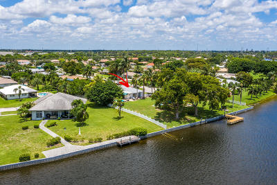 Boynton Beach FL Single Family Home For Sale: $995,000