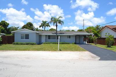 Coral Springs, Parkland, Coconut Creek, Deerfield Beach,  Boca Raton , Margate, Tamarac, Pompano Beach Rental For Rent: 2751 NE 26th Terrace