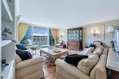 Palm Beach Condo For Sale: 130 Sunrise Avenue #504
