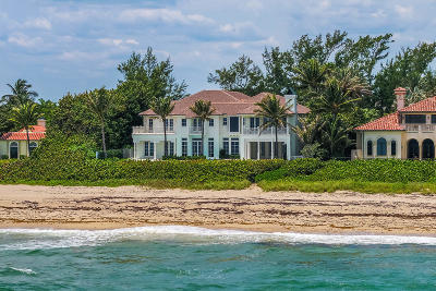 Gulf Stream Single Family Home Contingent: 3777 Ocean Boulevard