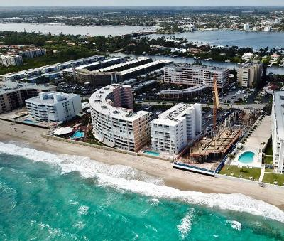 Palm Beach Condo For Sale: 3580 S Ocean Boulevard #6c