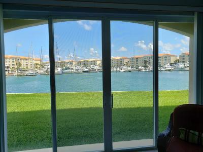 Condo For Sale: 11 Harbour Isle Drive W #102