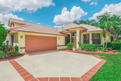 Port Saint Lucie Single Family Home For Sale: 424 SW Monroe Drive