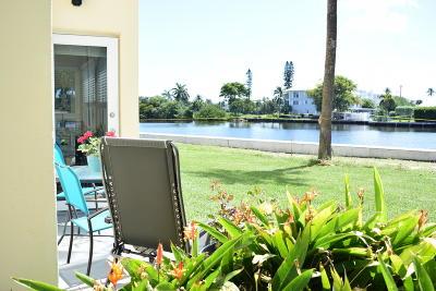 Boynton Beach Condo For Sale: 1 Colonial Club Drive #105