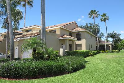 Boca Raton Condo For Sale: 6691 Montego Bay Boulevard #H