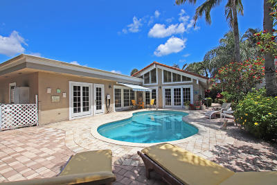 Jupiter FL Single Family Home For Sale: $780,000