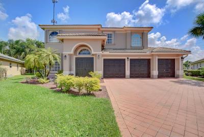 Wellington Single Family Home For Sale: 11091 Narragansett Bay Court