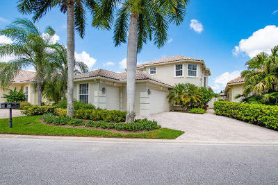 Eagles Landing Of P B Polo And Country Club Single Family Home For Sale: 2578 Players Court