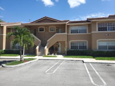 Coral Springs Condo For Sale: 11490 NW 43rd Street